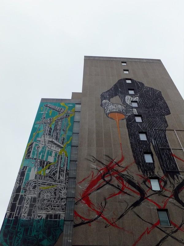 bristol tour street art nelson street
