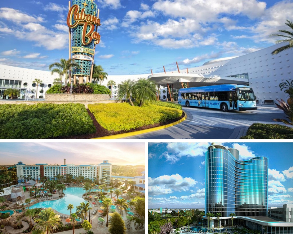 Universal Orlando Hotels Top Tips