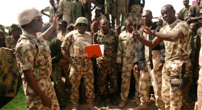 Nigerian Army barred from uploading pictures of operations on social media