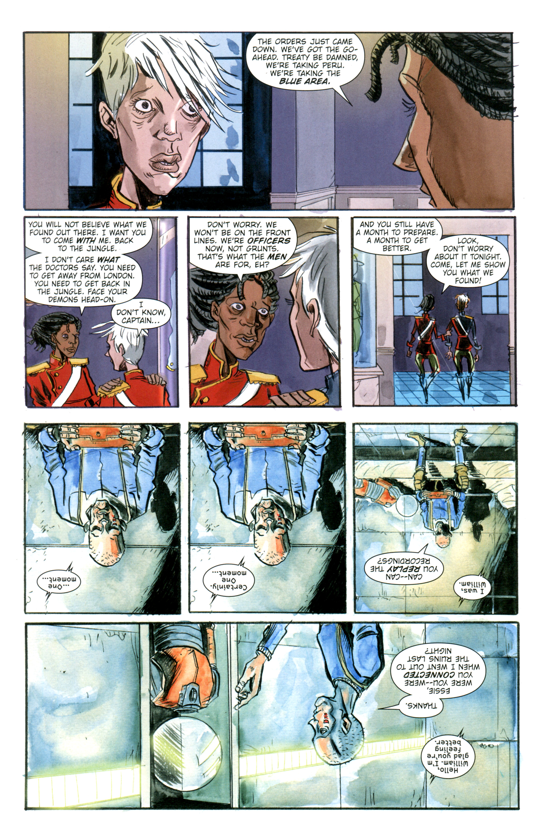 Read online Trillium comic -  Issue #5 - 14