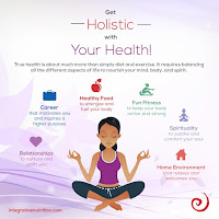 plan for holistic health wellbeing
