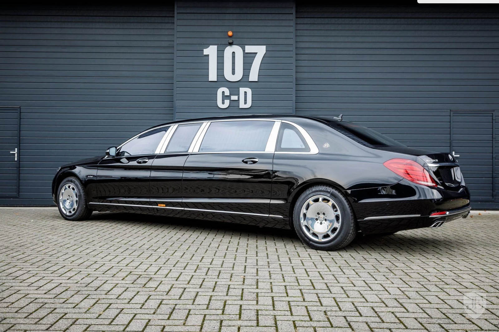 Mercedes Maybach 830k For A Mercedes Maybach S600 Pullman Is Quite A