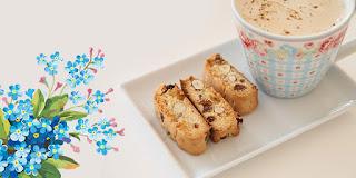 kilo verdiren diyet biscotti tarifi, zayıflatan diyet biscotti tarifi, KahveKafeNet