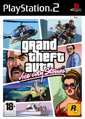 Grand Theft Auto Vice City Stories 2007 PS2 PAL Multi Spanish