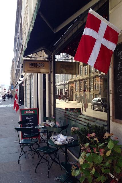 Mormors Cafe Kööpenhaminassa