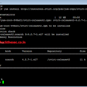 Hack The Sec-Leading Resource Of Linux Tutorial: oVirt