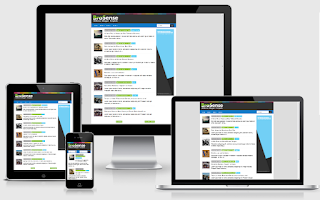 Download Template Brosese Responsive Blogger
