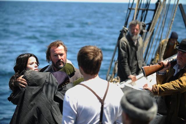 dicas de filmes pela scheila filme quotlobo do mar 2009quot