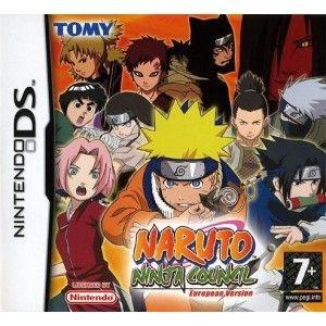 Naruto: Ninja Council, NDS, Español, Mega, Mediafire