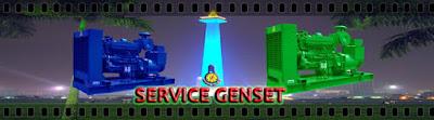 melayani service genset untuk daerah jakarta