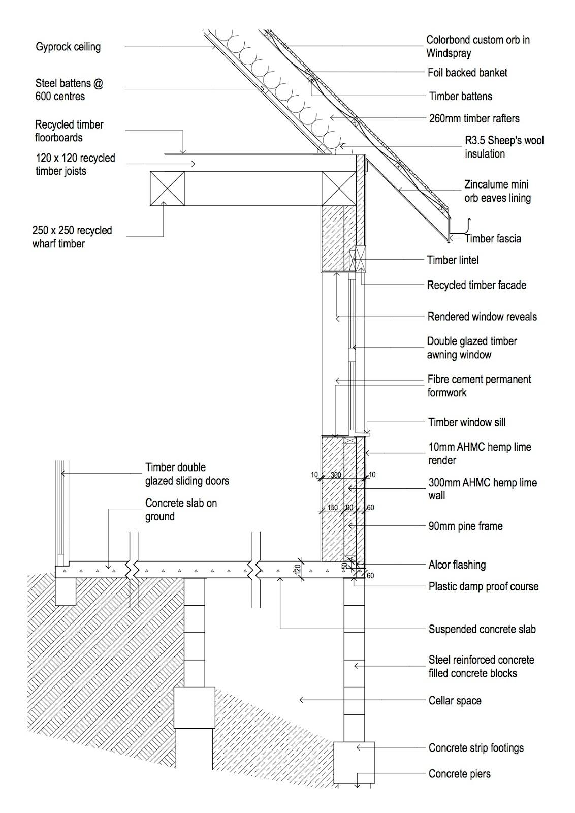 Hemp and Natural Building in Australia: Nelligen Hemp Studio