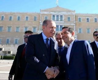 Η επίσκεψη του Προέδρου της Τουρκίας Τ. Ερντογάν στη χώρα μας