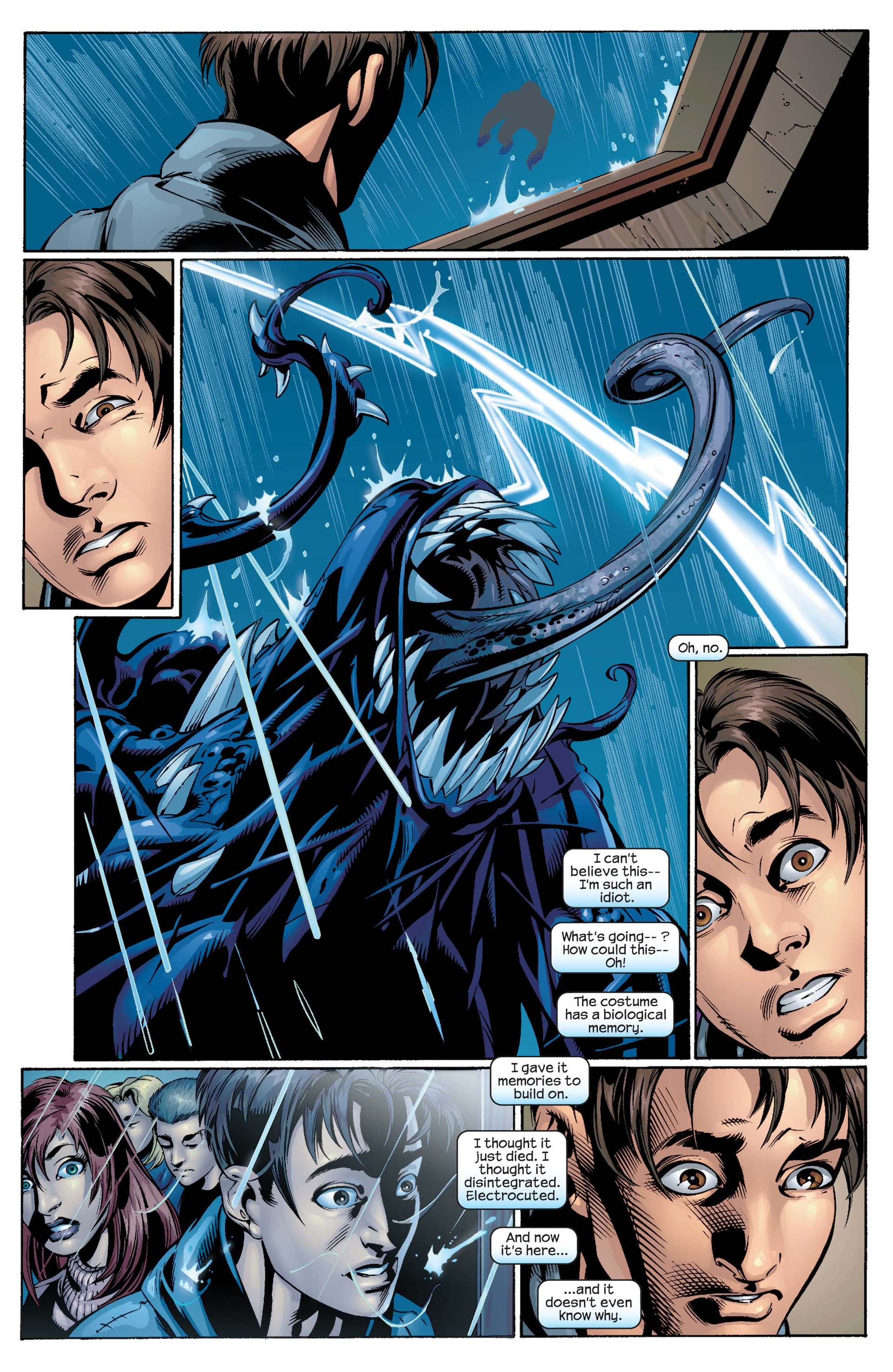 Read online Ultimate Spider-Man (2000) comic -  Issue #37 - 19