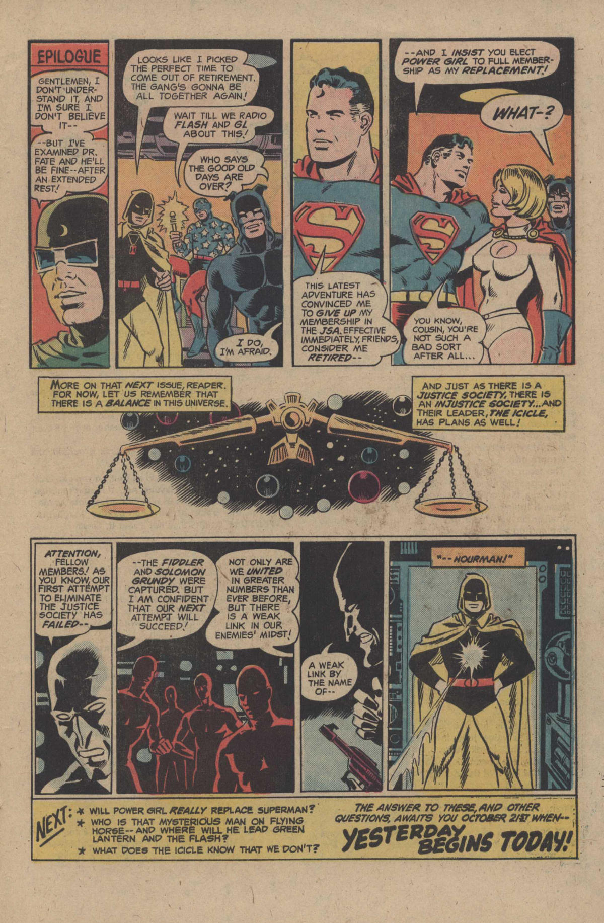 Read online All-Star Comics comic -  Issue #63 - 30