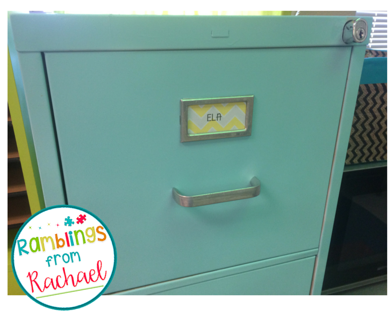 I Made Some Labels On Word To Add Some Extra Cuteness To My Filing Cabinet!