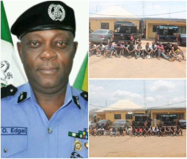 Lagos Police arrests 11 Secondary school students for cultism