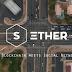 Sether - Pemasaran Jaringan Sosial Berbasis Blockchain