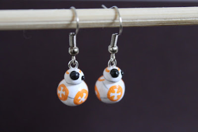 BB-8 Earrings