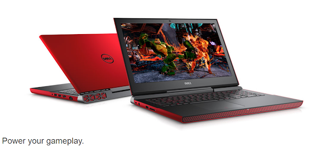 Dell Inspiron 15 7000 budget Gaming Laptop