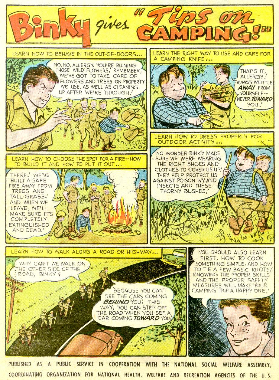 Read online Action Comics (1938) comic -  Issue #206 - 16