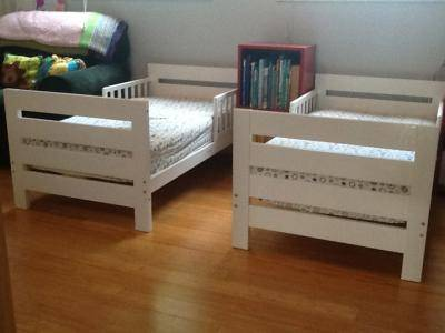 Transitioning From Cribs To Toddler Bed Or Twin Size Mattress