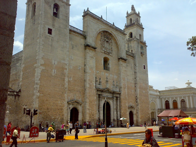 Mérida, Ciudades Coloniales, México
