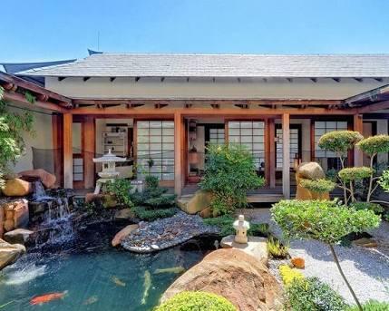 Sumber: desain-rumah.info & 46 Desain Rumah Jepang Minimalis dan Tradisional | Desainrumahnya.com