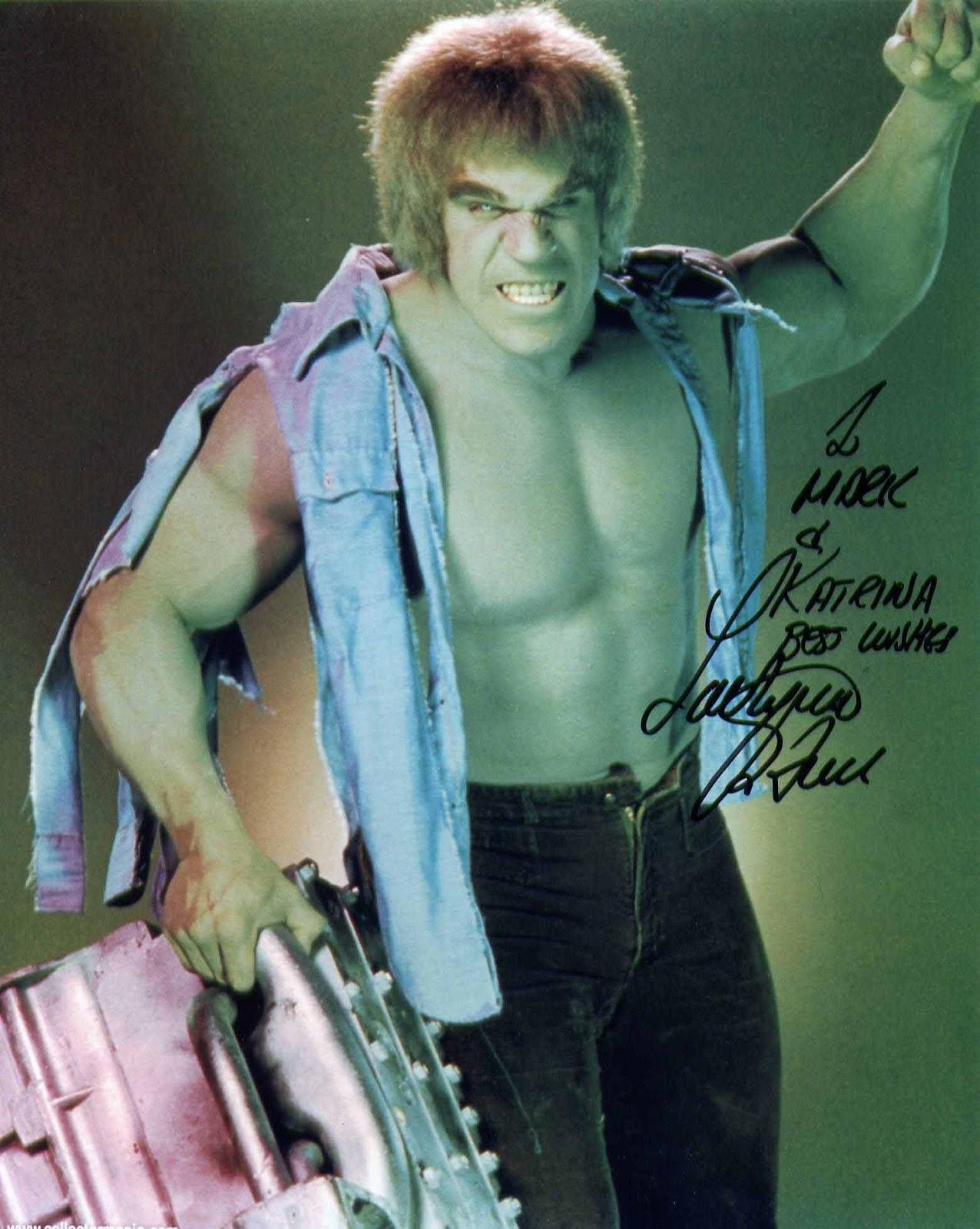 El Increible Hulk La Serie El Loco Retro