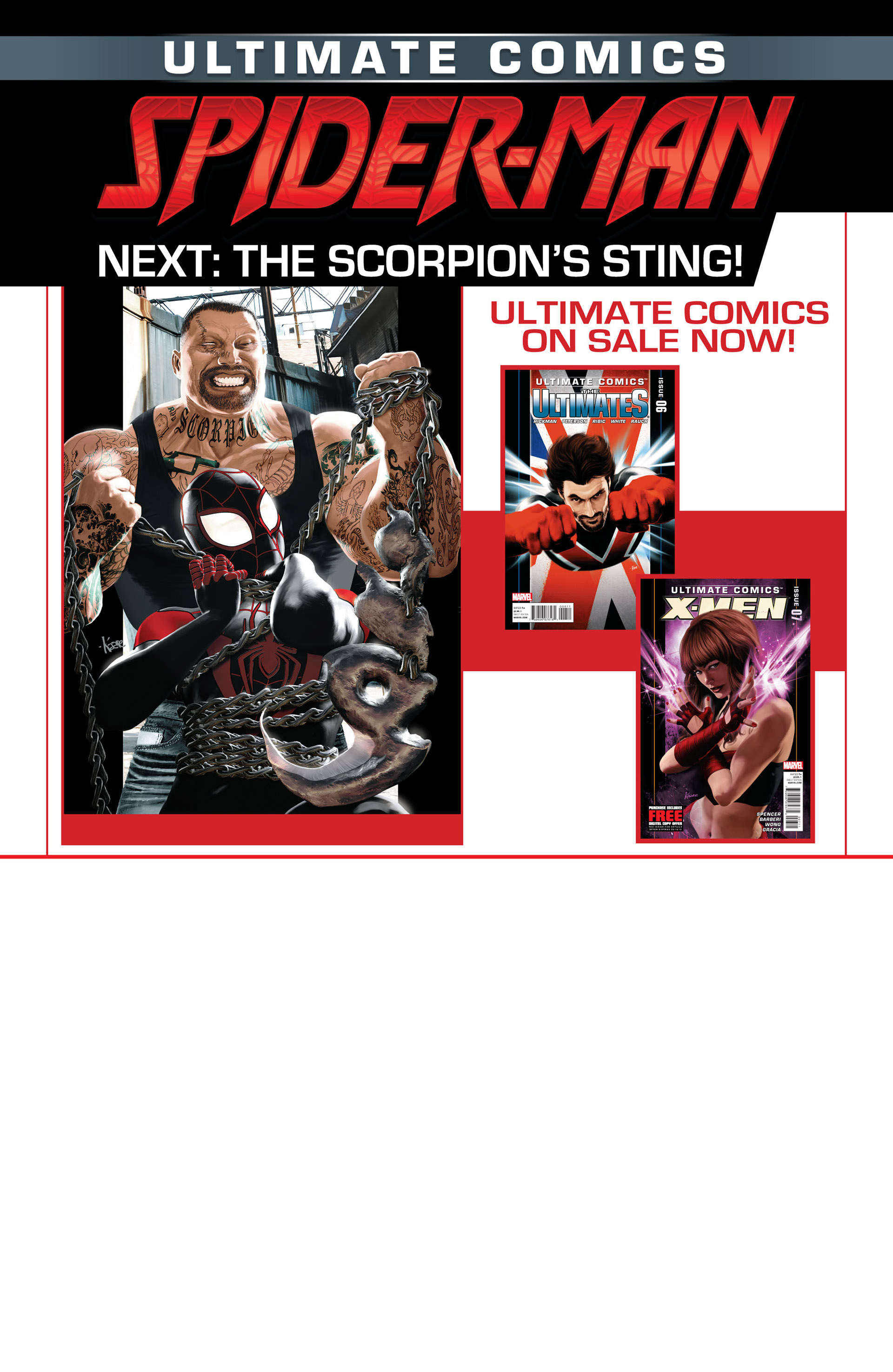 Read online Ultimate Comics Spider-Man (2011) comic -  Issue #7 - 23
