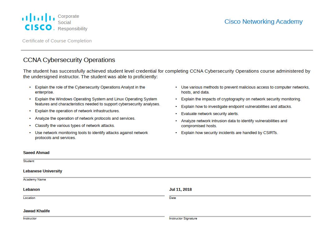 CCNA in Faisalabad Career Institute 0300-7662050