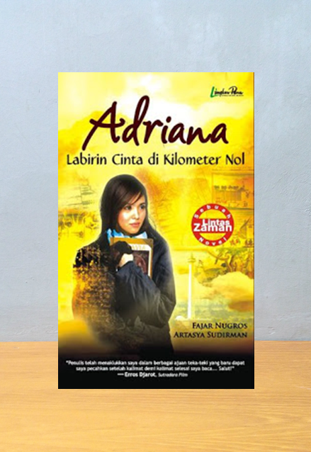 Adriana; Labirin Cinta di Kilometer Nol, Fajar Nugros & Artasya Sudirman