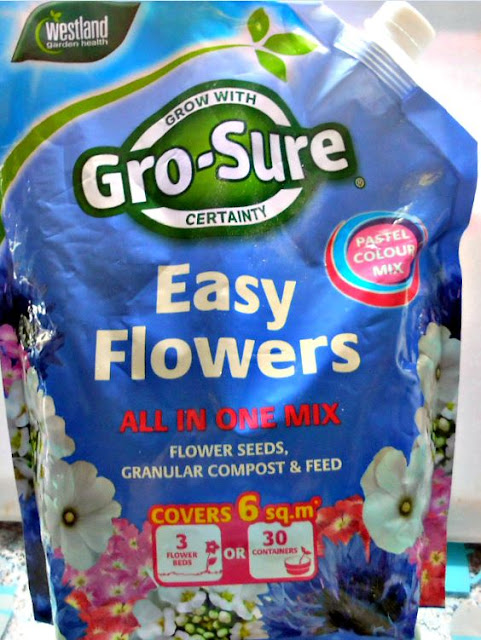 Gro Sure flower seeds