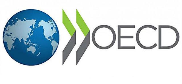 ΟΟΣΑ: Tα 4 στα 10 ευρώ του μέσου μισθωτού στην Ελλάδα πάνε για φόρο εισοδήματος και ασφαλιστικές εισφορές