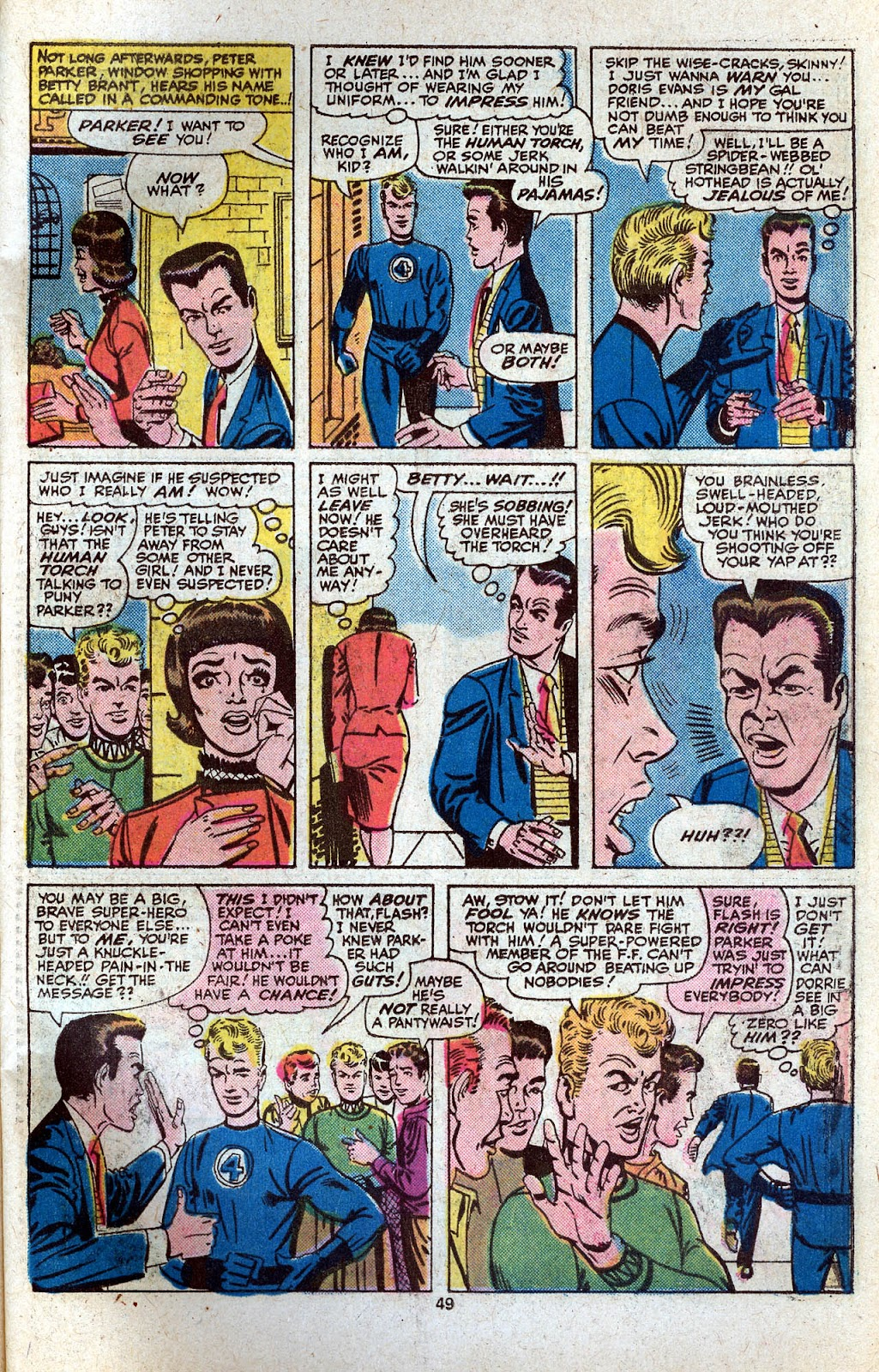 Giant-Size Spider-Man (1974) issue 5 - Page 51