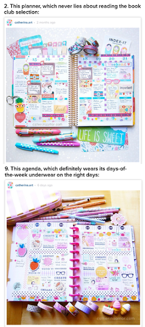 Planners in Buzzfeed