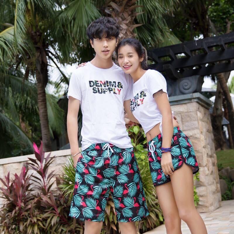 Quần áo đi biển o Kim Ma