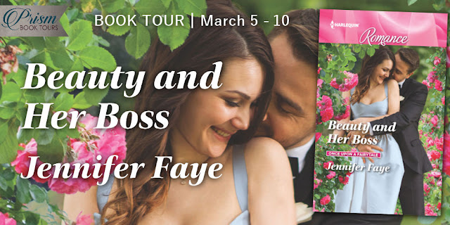 Beauty and Her Boss by Jennifer Faye – Excerpt and Giveaway