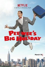 Download Film Pee-wee's Big Holiday (2016) HDRip Subtitle Indonesia