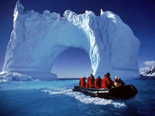 Türkiye'nin Araştırma Üssü Antartika Kıtasında Olacak