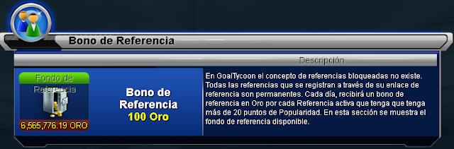 Gana dinero jugando Oferta Goaltycoon desde 50% retribuicion a asistencia  a tus referidos Afiliadodiario