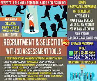 Pelatihan Untuk Mahasiswa Psikologi | Workshop Psikologi 2019 | WA