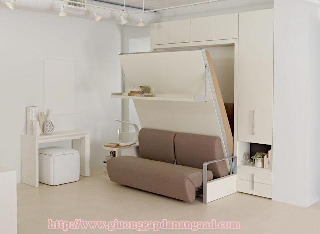 Giường gấp sofa đa năng cao cấp