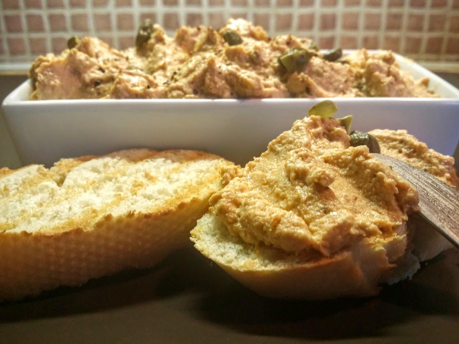 Piekielna Kuchnia Pati Pasta Z Sardeli Zwanych Anchois