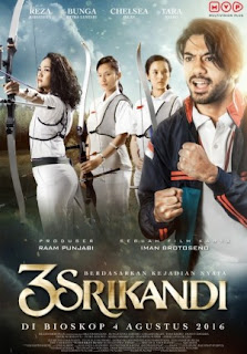 Download film 3 Srikandi (2016) WEB-DL Gratis