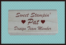 PROUD TO DESIGN FOR SWEET STAMPIN