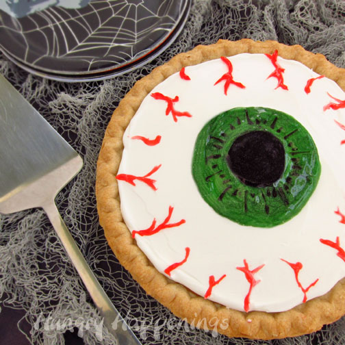 Zombie and Witch Finger and Eyeball MEDIUM Cookie Gift Box on Etsy - halloween food decoration