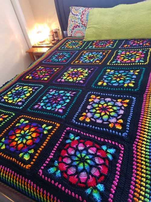 Beautiful Skills Crochet Knitting Quilting Stained
