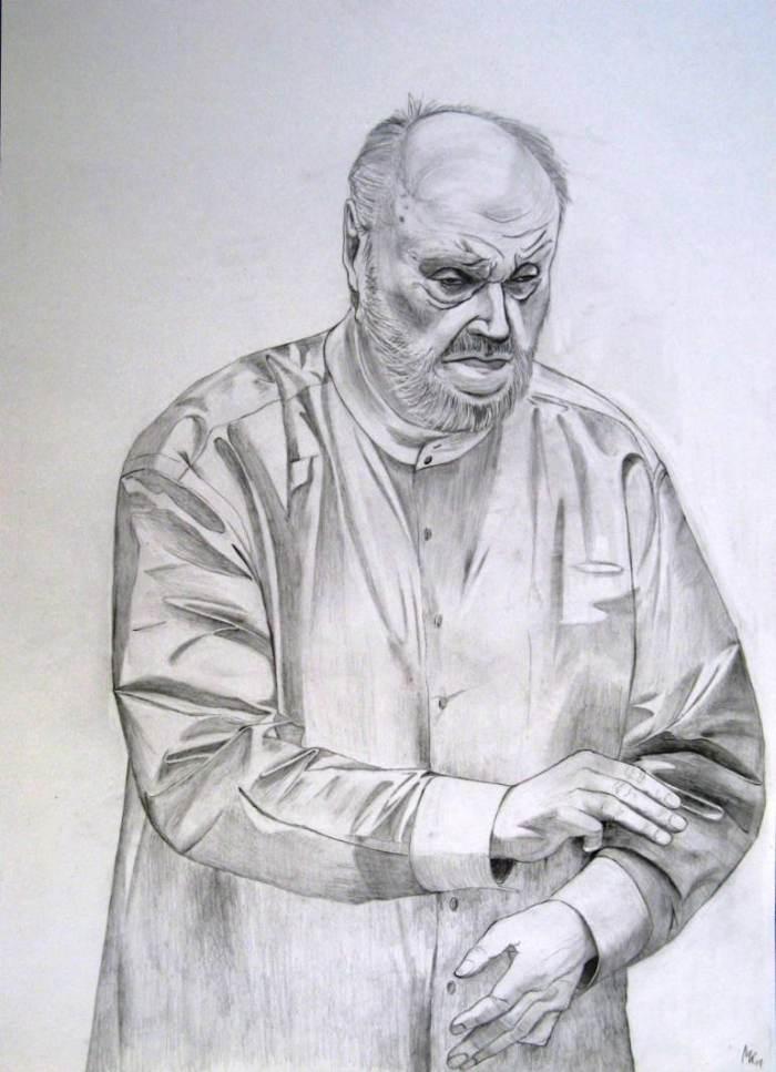 Немецкий художник. Matthias Kreher