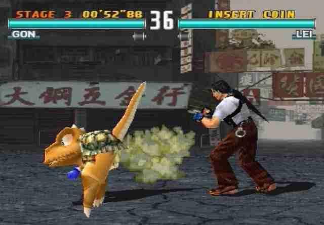 Download Tekken 3 Psx