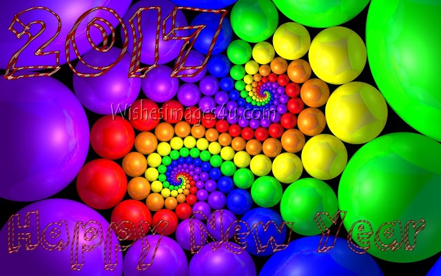 New Year 2017 3D Picture/pics Download For Desktop/pc